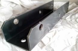 旋盤・マシニングセンタ・溶接加工部品、旋回アーム