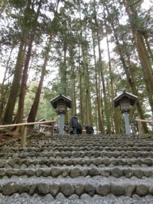 秋葉さんの階段